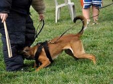 DOG TRAINING NYLON HARNESS POLICE K9 SCHUTZHUND SPORT DOG HARNESS