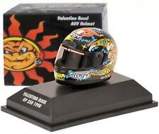Minichamps Valentino Rossi Helmet - GP 250 1998 1/8 Scale
