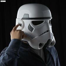 Star Wars Stormtrooper Helmet Electronic Voice Change Darth Vader Halloween Mask