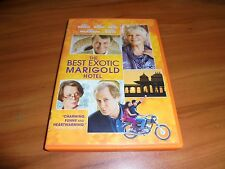 The Best Exotic Marigold Hotel (DVD, Widescreen 2012)