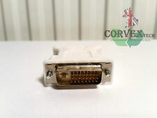 Adaptador Convertidor Dvi-i (dual Link 24 +5 Pines) A Vga / Svga D-sub 15 Pines
