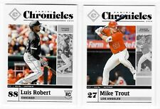 2020 Panini Chronicles Baseball Base #1-45 Complete Your Set You Pick!