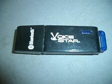 Voice Star USB Bluetooth Adapter w/ Manual and Software Disk