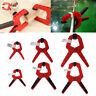 Heavy Duty Strong Woodworking Plastic Toggle Spring Clamp Wood Carpenters Tool