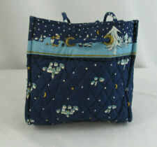 Vera Bradley Blue Holiday small tote Bag