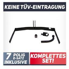 Für Seat Ibiza IV 6J/6P ST Kombi 10-17 Anhängerkupplung starr+E-Satz 7p