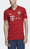 Adidas Men's Jersey 19/20 FC Bayern Home Tee DW7410- NEW/ w tags