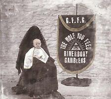 The Riverboat Gamblers - The Wolf You Feed (NEW CD)