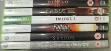 Xbox 360 RPG Bundle x6 - Preowned - Fast Dispatch