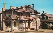 Sugarcreek Ohio~A.J Ladrach Cheese House~1950s PC