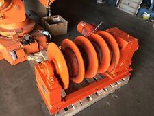 Jeamar Nlt6500 6500 lb Electric Winch Excellent Condition 230 - 460 V 3 Ph