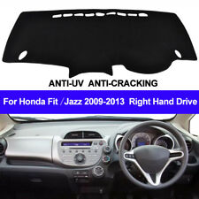 For Honda Jazz / Fit 2009 - 2012 2013 Dash Mat Dashboard Cover Right Hand Drive
