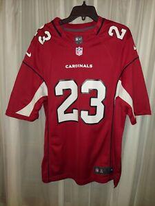 Nike Arizona Cardinals NFL Football Jersey #23 Chris Johnson Mens Large CK2K