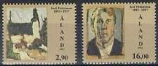 Aland postfris 1992 MNH 61-62 - Joel Pettersson