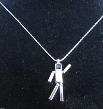 Markenlose Modeschmuck-Halsketten aus gemischten Metallen für besondere Anlässe