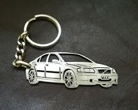 Volvo S60 keychain custom keychain by your picture, custom gift