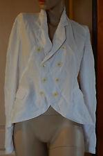 magnifique veste blanche femme HIGH USE taille 40 neuf avec étiquettes