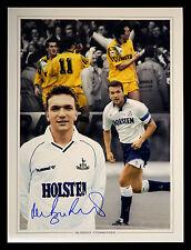 *New* Neil Razor Ruddock Signed 12x16 Tottenham Hotspur Photograph