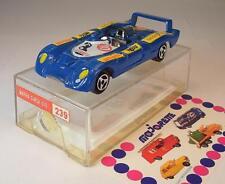 Majorette 1/60 Nr. 239 Matra Simca 670 Le Mans Rennwagen OVP #966