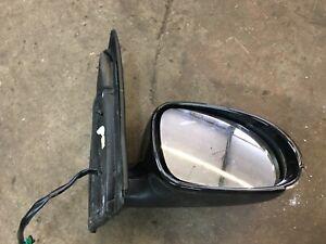 VW Golf 5 V Außenspiegel Seitenspiegel Rechts Elektrisch in Schwarz