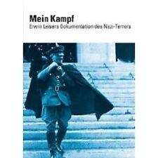 MEIN KAMPF - ERWIN LEISERS DOKUMENTATION... DVD NEU