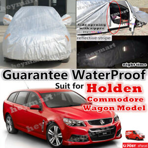 For holden commodore wagon Premium Aluminum car cover waterproof  UVproof cover