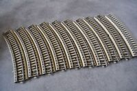 MARKLIN 5100 Accessoires TRAIN HO 10 Rail voie courbe curved section track