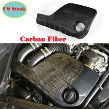 For BMW F80 M3 F82 F83 M4 14-17 Auto Hood Engine Cover Trim Carbon Fiber Refit