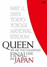 QUEEN-WE ARE THE CHAMPIONS FINAL LIVE IN - DVD