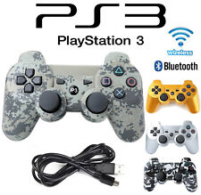 Wireless Bluetooth Game Controller Remote Control Gamepad Joystick For PS3 2018