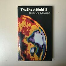 More details for tv signed book - patrick moore the sky at night 5