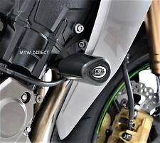 Kawasaki Z1000 2012 R&G Racing Aero Crash Protectors CP0264BL Black