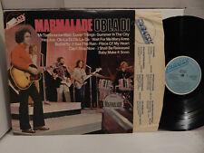 Marmalade OB LA DI UK Import 1968 Embassy S EMB 31032 Clean Compilation NM LP