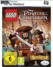 Lego Pirates of the Caribbean Steam PC Game key código de descarga