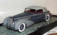 MINICHAMPS 107115134 -Delage D8-120 Cabriolet Baujahr 1939 grau / d.-grau 1:18