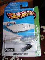 Hot Wheels Star Trek U.S.S. Enterprise NCC-1701 HW Imagination NO BATTLE DAMAGE