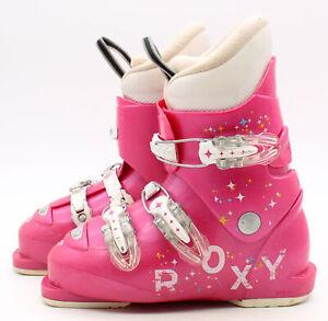 Roxy Sparkle Kids Ski Boots - Size 2.5 / Mondo 20.5 Used