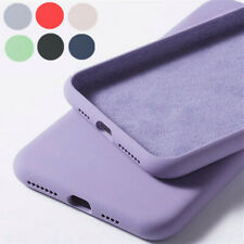 Luxury Liquid Silicone Soft Case Cover For Samsung Galaxy S21 S20 A32 A52 A72 5G