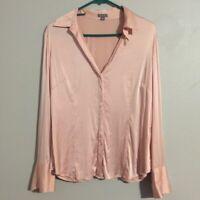 Ann Taylor silk blouse size 12