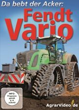 Fendt Vario - Da bebt der Acker  (NEU & OVP)
