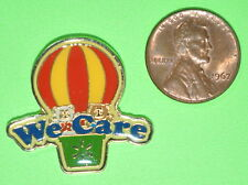 "WAL-MART ""WE CARE "" CMN BALLOON  PIN OLDER  HTF*"