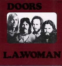 THE DOORS - L.A.WOMAN  VINYL LP  10 TRACKS CLASSIC ROCK & POP  NEU