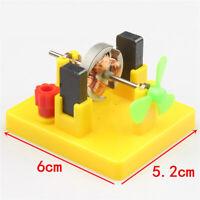 DIY Mini Motormodell inkl. Fan, Physik Experiment Werkzeug für Schule Labor