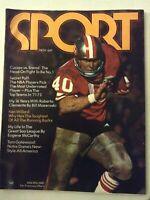 Sport Magazine Cuozzo Vs. Snead Ken Willard November 1971  042919nonrh