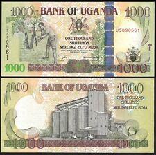 Uganda 1000 SHILLINGS 2005 P 43 UNC OFFER !