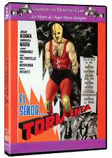 EL SEÑOR SENOR TORMENTA (1963) JULIO ALDAMA NEW DVD