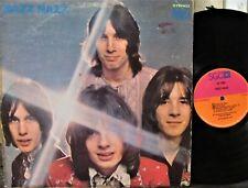 PSYCH ROCK LP: NAZZ NAZZ SGC SD 5002 original 1968 black vinyl (Todd Rundgren)