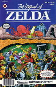 Legend of Zelda, The (2nd Series) #2 VF; Valiant | save on shipping - details in