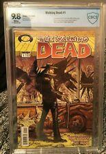 Walking Dead #1 - CBCS 9.8 Image 2003 - 1st App of Rick Grimes - Modern Grail!