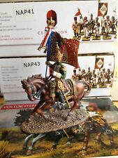 Standard Bearer of the empress Dragoons toy soldier cold steel miniature